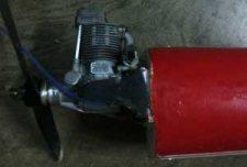 Sideway Engine Mount
