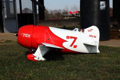 Great Planes Gee Bee R2
