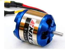 Brushless motor rc