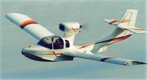 Radio Controlled Amphibious Airplanes