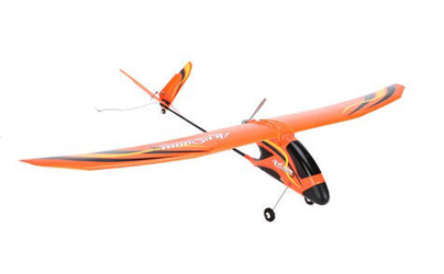 I personally learned to fly with a park flyer. I went through several sets  of wings in the process. - Types Of RC Airplanes In All Shapes And Sizes!