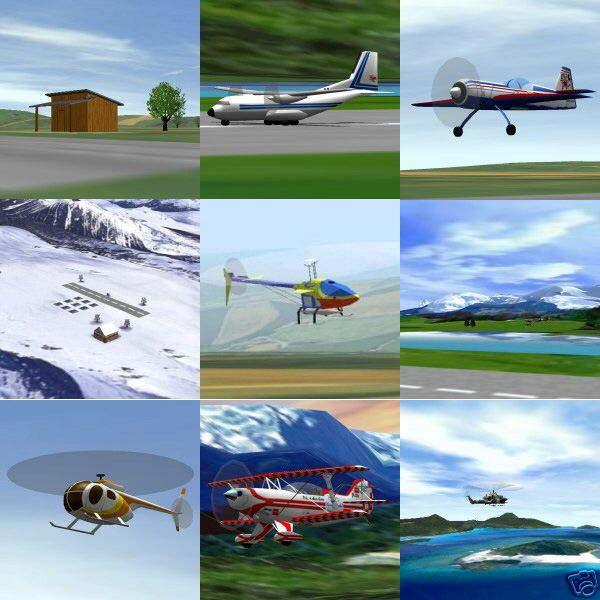 Esky Simulator - When you'd rather spend your money on planes!
