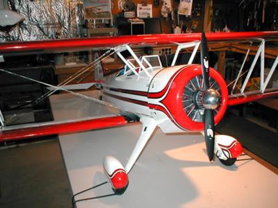 Great Planes Super Stearman