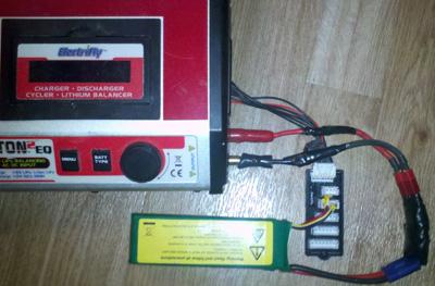Li Po battery care