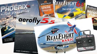 Top RC Flight Simulator Packages