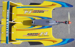 This is basically an RC airplane, RC car, and RC boat all at once. The ...