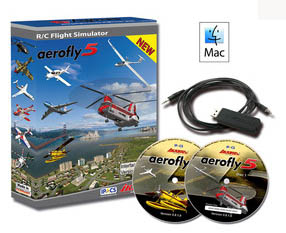 Aerofly Pro Works with MACs