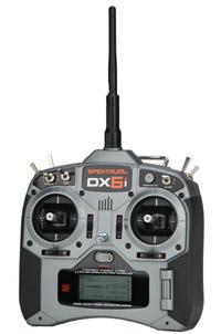spektrum dx6i transmitter