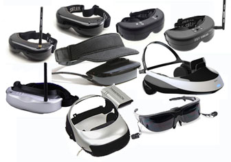 the best goggles  Best Video Goggles for FPV?