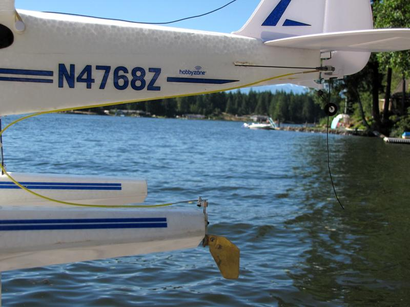 Water Rudder Selection And Set Ups