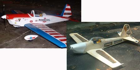 Free Model Airplane Plans
