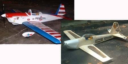 Building RC Planes is nearly as fun as flying them!