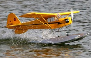 RC Float Plane Fundamentals